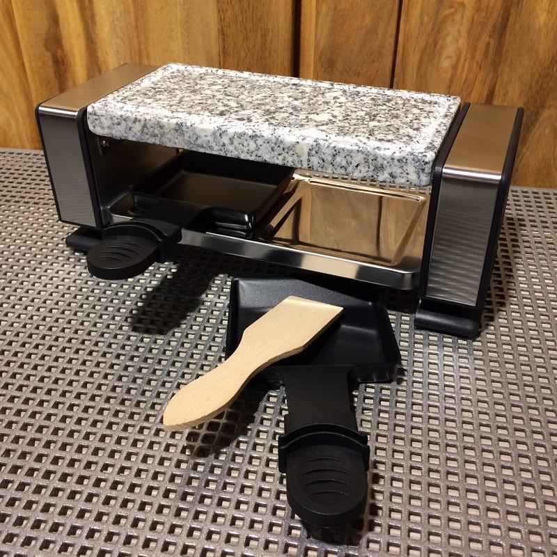 k chenprofi raclette duo f r 2 die kommode kaarst. Black Bedroom Furniture Sets. Home Design Ideas